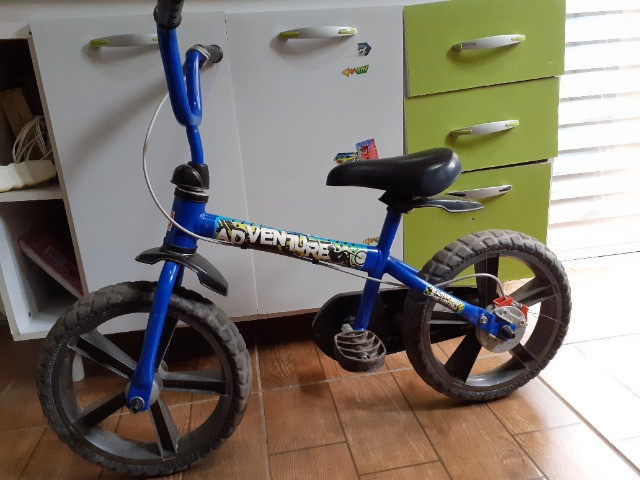 Vendo bicicleta infantil aro 14