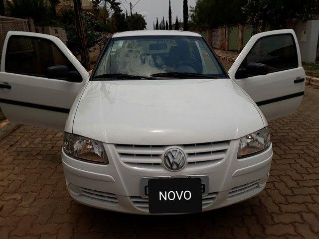 Vendo VW Gol Ecomotion 1.0 MI Total Flex 8V 2 portas.
