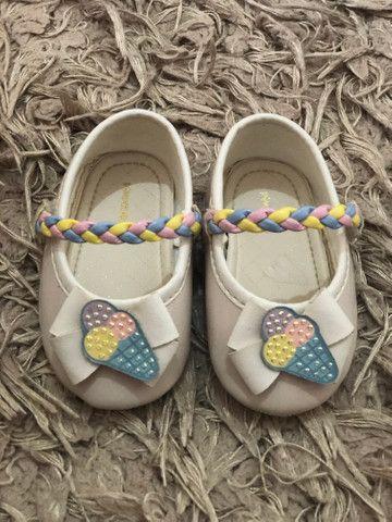 Sapato bebê pimpolho - Foto 2