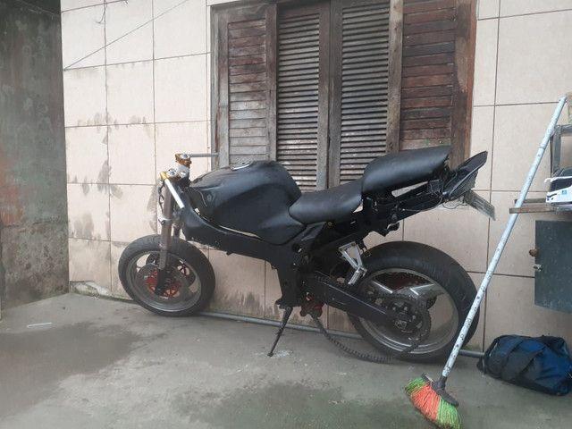 Vendo Kawasaki zx 9r 1995  - Foto 5