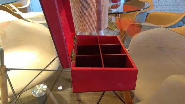 Caixa de Chá inglesa TWININGS LONDON Vintage - Foto 2