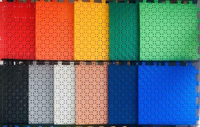 Piso Modular contra impactos várias cores - Foto 5
