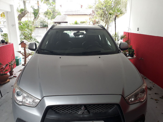 Mitsubishi ASX aitomatico 2011