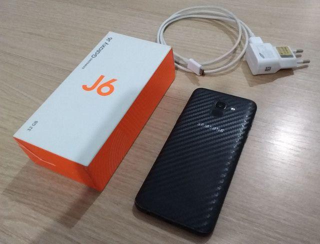 Samsung Galaxy J6 32GB (leia o anúncio) - Foto 2