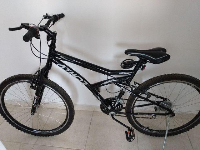 Bicicleta nova com nota - Foto 2