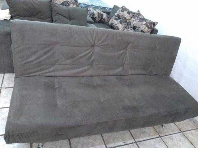 Novo Sofá cama ! - Foto 4