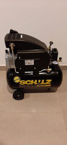 Compressor Schulz Pratic Air CSI 8,5 - Foto 2
