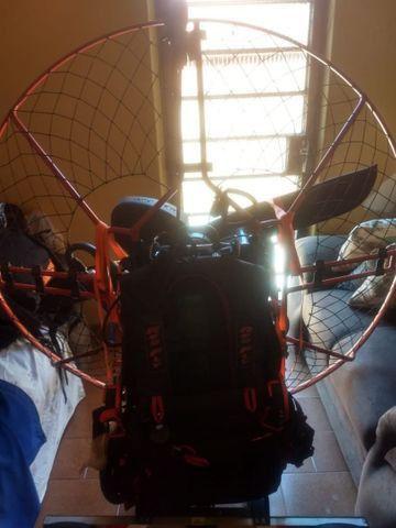 Paramotor completo ( motor/vela) - Foto 2