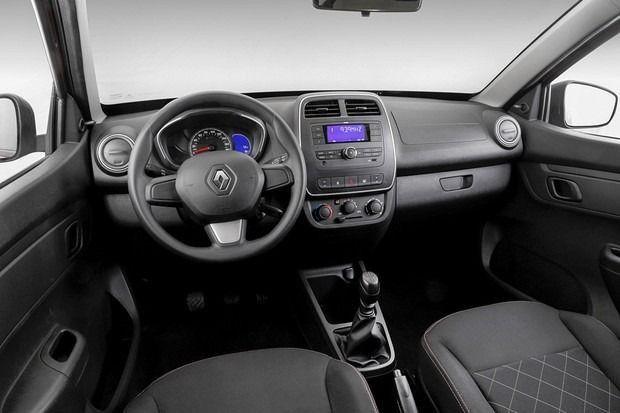 Renault Kwid 2022 com Ent. DE R$ 15.990,00 + 48X DE R$ 695,00 + parcela final - Foto 2