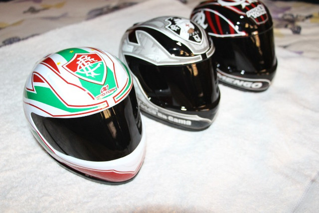 Cofre De Moedas Mini Capacete Flamengo Pro Tork - Foto 4