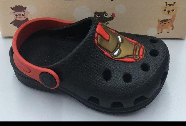 Lindos Crocs / tênis / calçados infantil  - Foto 2