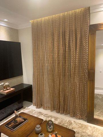 Vendo cortina sem forro - Foto 4