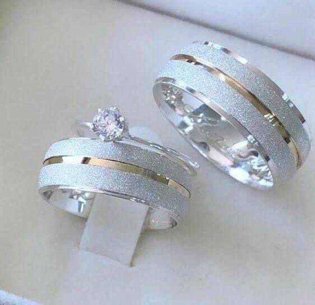 Alianças de prata 950 * leia anúncio * - Foto 4