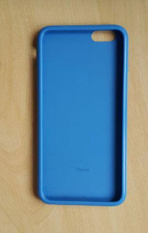 IPhone 6s plus com capinha - Foto 3
