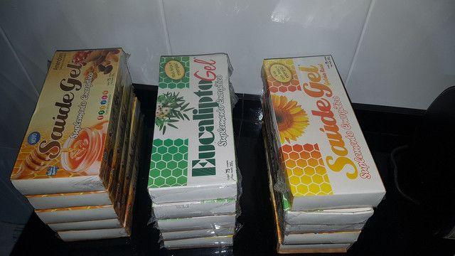 Caixa de Mel em sachês  - Foto 2