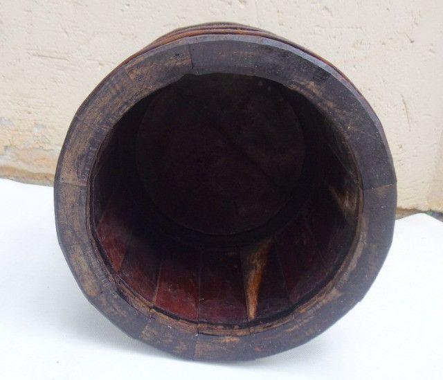 Barril de carvalho envelhecido para cachaça/bebidas - Foto 4