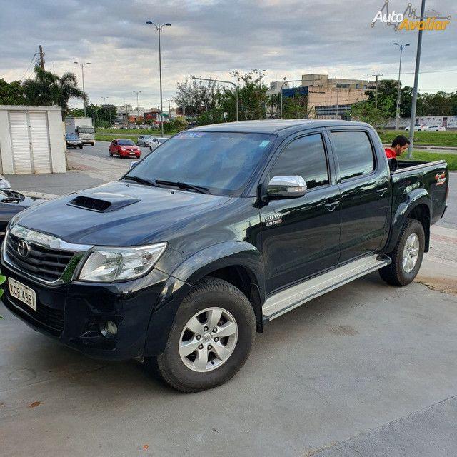 Toyota Hilux SRV 3.0 Diesel 4x4 2015 - Oportuinidade - Foto 7