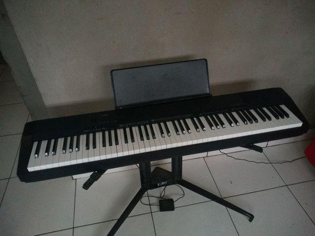 Piano Cássio 88 teclas