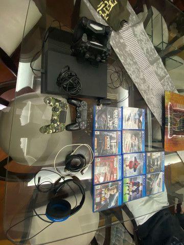 Vendo PS4 melhor custo benefício
