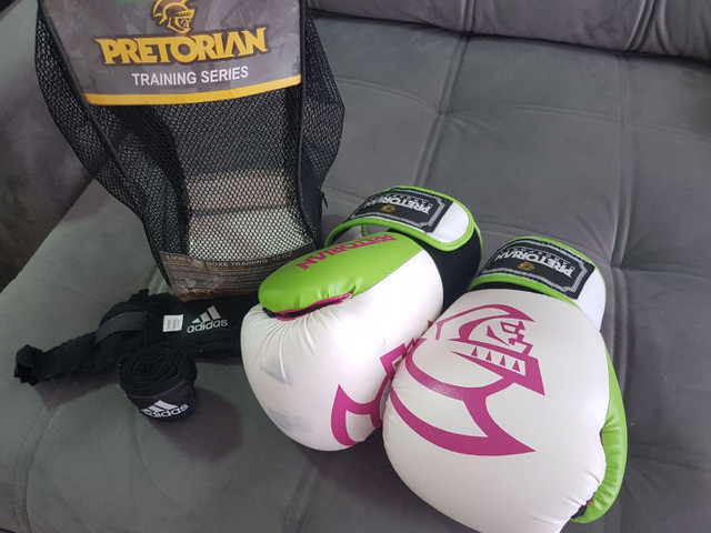 Luva de Muay Thai / Boxe - Foto 2