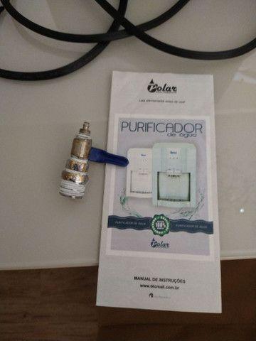 Filtro purificador de água marca polar - Foto 2