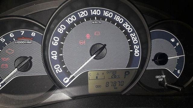 Corolla 2015 com 87mil km! - Foto 6