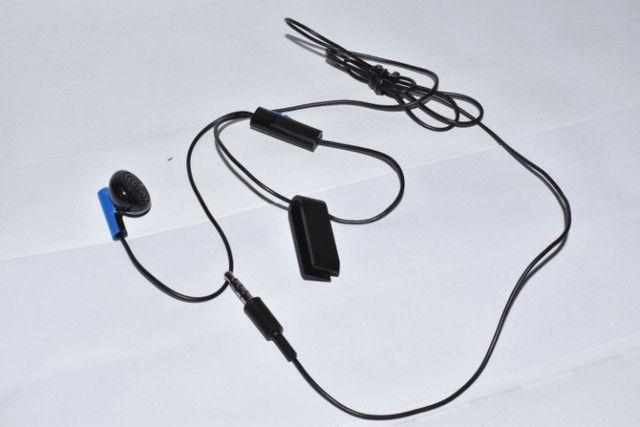Fone De Ouvido Auricular Microfone Ps4 Original Com Fio Sony NOVO - Foto 3
