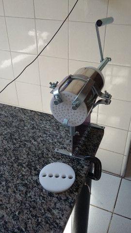 Nhoque nhoqueira e esmagador de batata - Foto 4