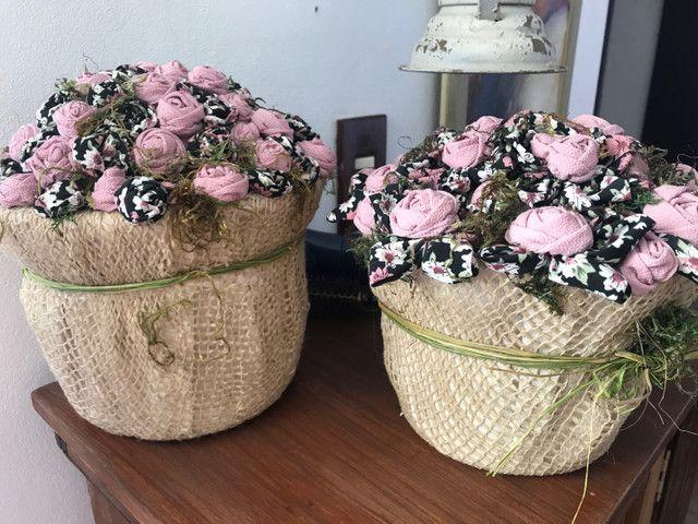 Vasos de flores - Foto 2