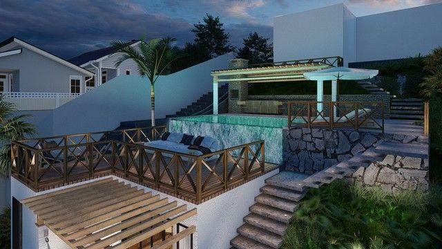 Casa 3 quartos frente para o Mar em condomínio excelente localização Angra dos Reis - Foto 12