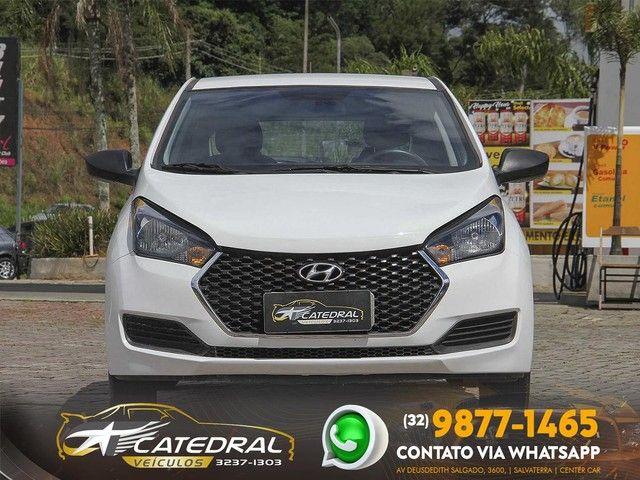 Hyundai HB20 Unique 1.0 Flex 12V Mec. 2019 *Novíssimo* Carro Impecável* Aceito Troca - Foto 2