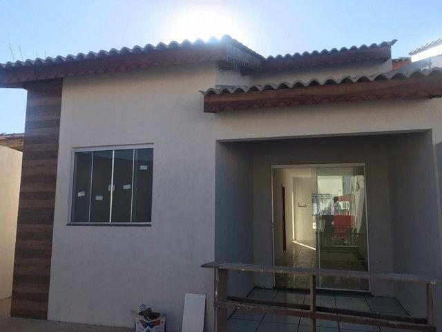 Belíssima casa com suíte perto da prefeitura  casa nova - Foto 11