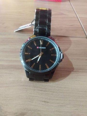 Relógios Curren,masculino,novos entrega todo BR