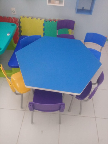 Móveis escolar adulto e infantil - Foto 4