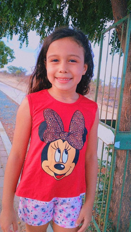Blusinhas infantis Bella princess óptimo preço pra loja de dez  - Foto 5