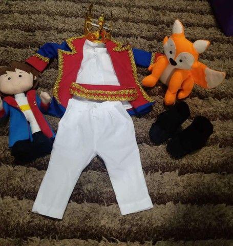 Roupa do pequeno príncipe VENDO OU ALUGO  - Foto 2