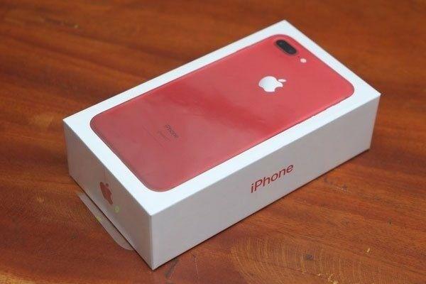 iphone 7 Plus 128gb Vermelho Novo Lacrado - Foto 4