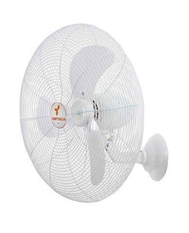 Ventilador de Parede 65cm - Branco - Bivolt - VENTISILVA (USADO) - Foto 2