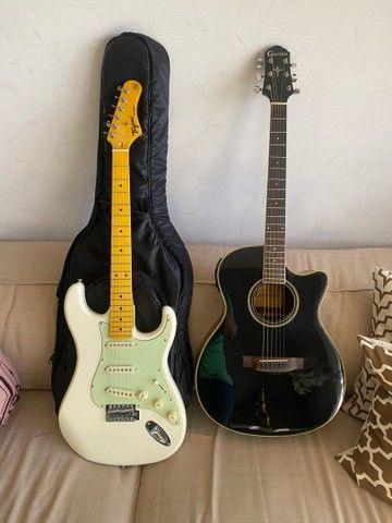 Vendo combo de violão e guitarra