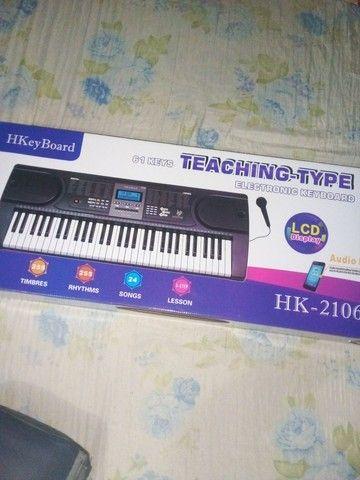 Teclado HKeyBoard 2106 novo na caixa