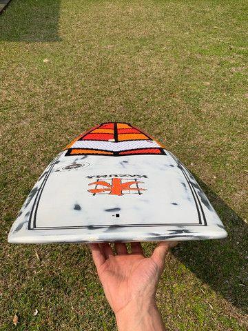 SUP Wave Hawaiano Kazuma 7?6? Carbono Stand Up Paddle ZERO! - Foto 3