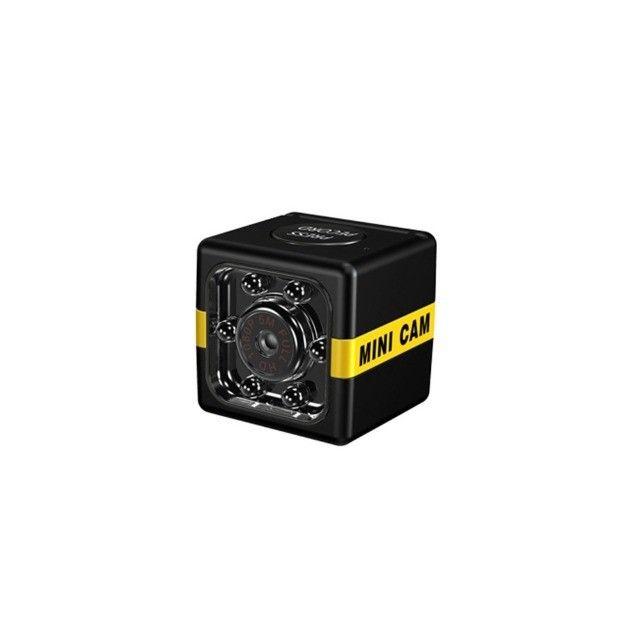 Mini Câmera de Segurança Full HD 1080P Com Visão Noturna