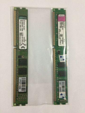 Memória RAM Kingston 2x4 DDR3 - Foto 2