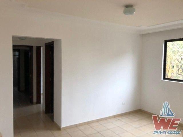 LOCAÇÃO | Apartamento, com 2 quartos em Zona-07, Maringá - Foto 4
