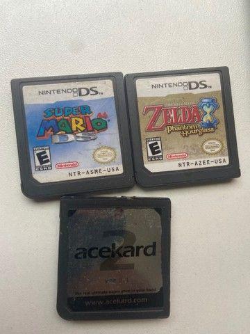 Mário, Zelda Nintendo DS, Nintendo