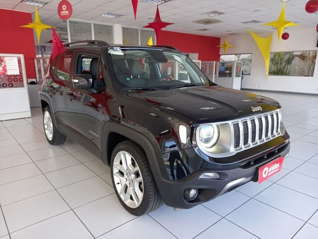 JEEP RENEGADE LIMITED 1.8 AT 2019 - Foto 2