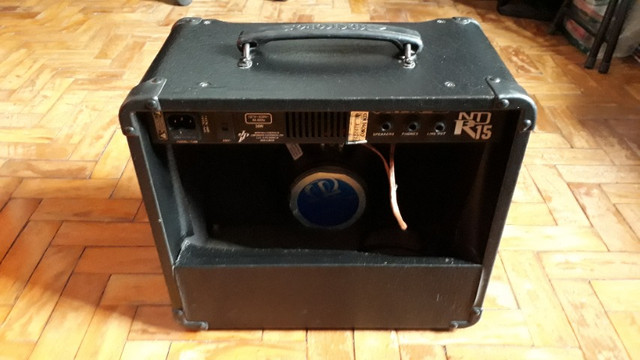 Amplificador Meteoro Nitrous Drive R15 - Foto 4