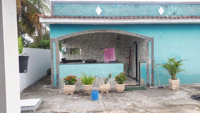 Linda Casa 3 quartos 2 banheiros em Itaboraí bairro Outeiro das Pedras - Foto 13