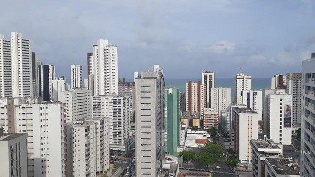 Apartamento com 3 quartos para alugar, 94 m² por R$ 3.685/mês - Boa Viagem - Recife/PE