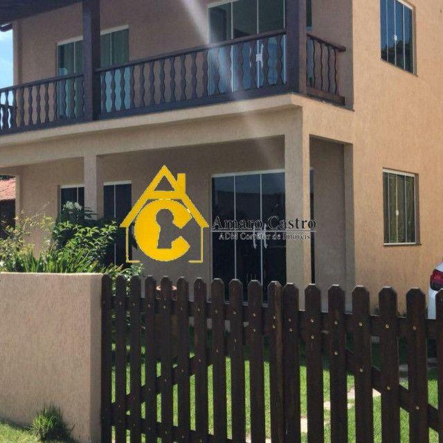 COD 520 - Casa em condomínio Vovó Mercedes em São Pedro da Aldeia - Foto 4